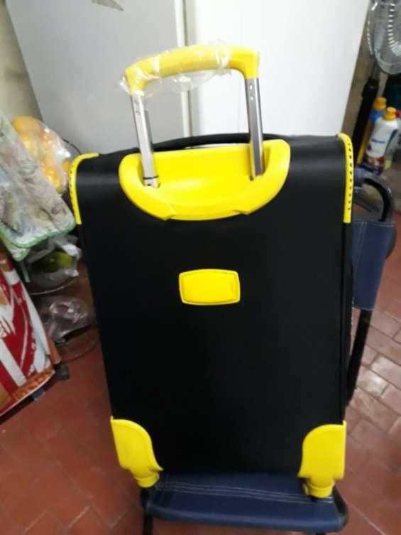 Vendo maleta para viajero