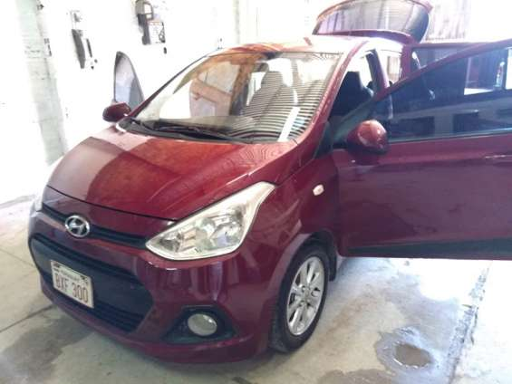 Hyundai grand i10 - ideal para uber
