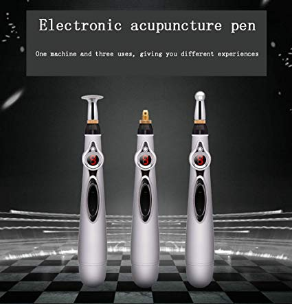 Bolígrafo acupuntura