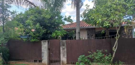 Vendo hermosa casa en capiata, ruta 2 km 24