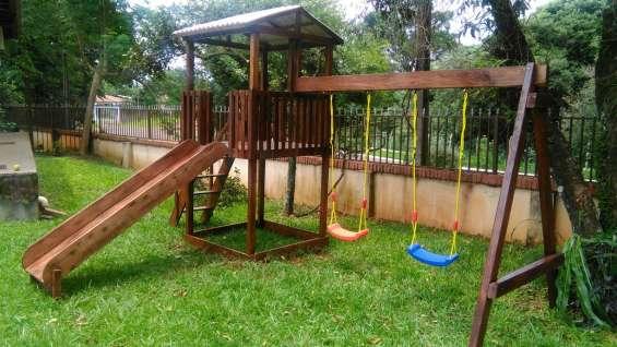 Parques infantiles en todo el país