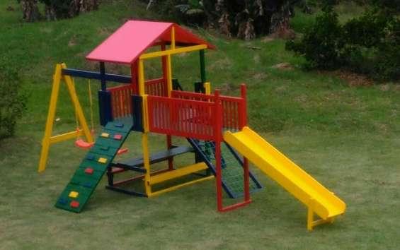 Parques infantiles para hogares