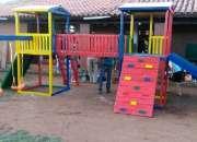 Parques infantiles personalizados entrega en todo el país.