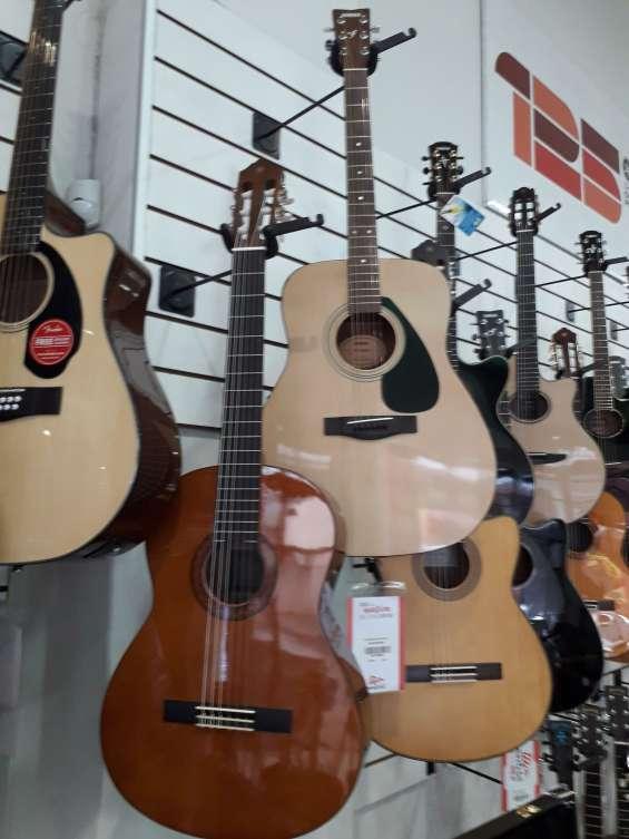 Guitarras gs 400 mil nuevas delibery sin costo asunción