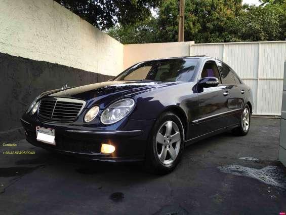 Fotos de Mercedes e270 cdi diesel 2004 impecable! 2