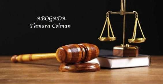 Asesoramiento legal. contactese!!